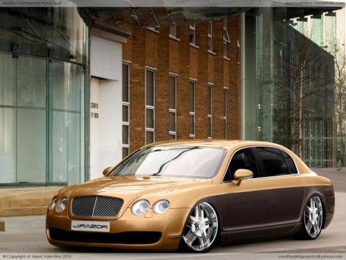 Virtually Tuned Bentley Continental Flying Spur