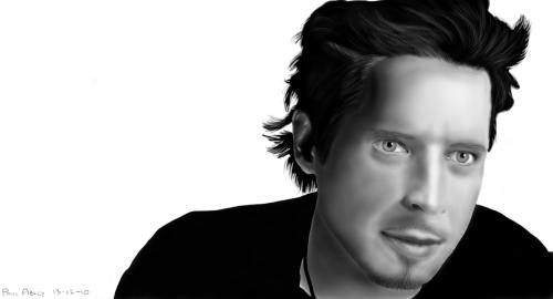 Paul Abley ABLYKreations Chris Cornell