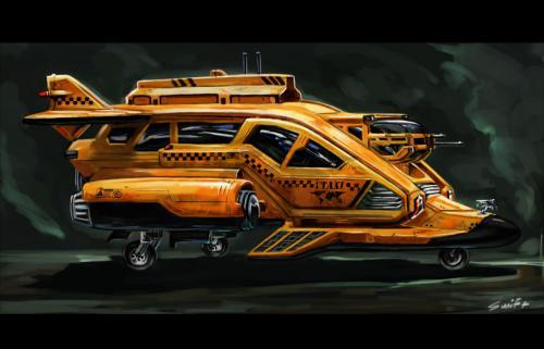 Orbitial Taxi
