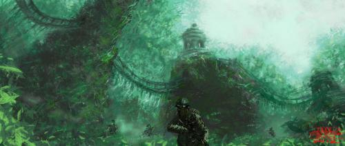 burmese ghost temples