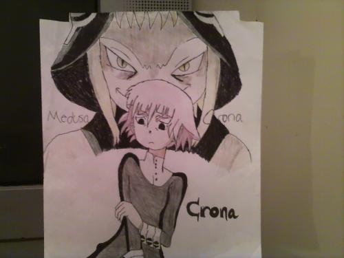 Crona and Medusa