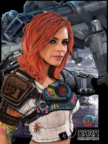 Sci-Fi Babe