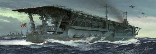 The last voyage of the Kaga
