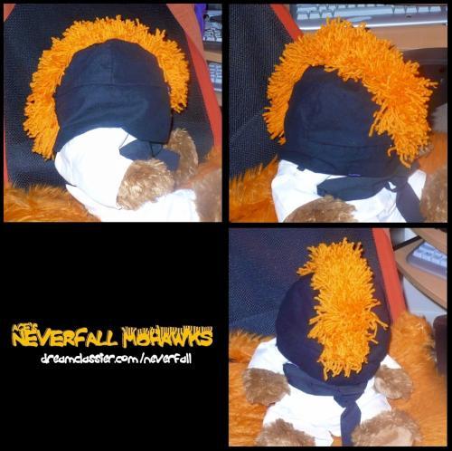 Orange/Black Neverfall