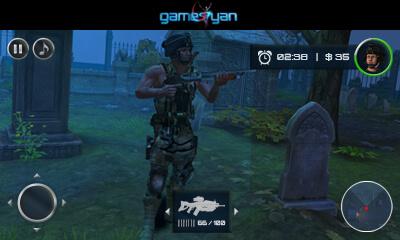 Mission Game Development