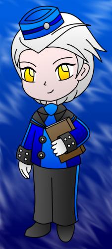 Persona 3 Theodore