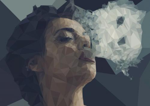 smokig-Girl