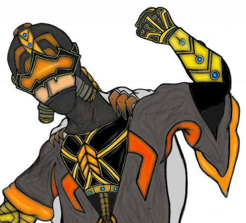 strange antagonist