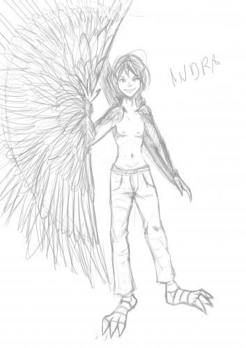 Indra-sketch