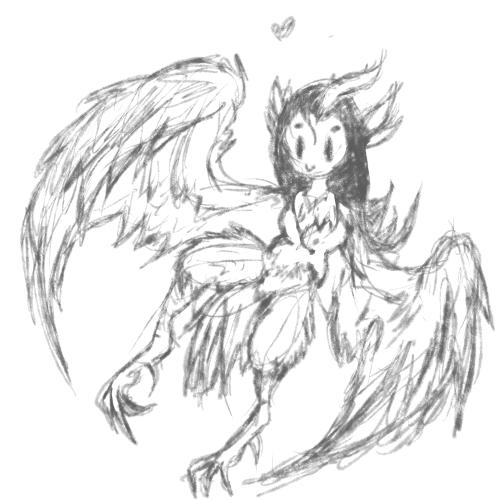 Lil harpy