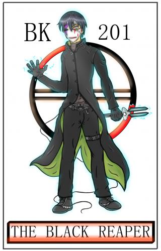 Hei  (The Black Reaper)