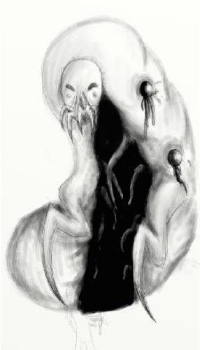 Reaper Maggot Beast