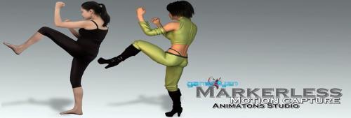 Motion Capture Animation Studio