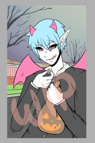 [WIP] Halloweeny