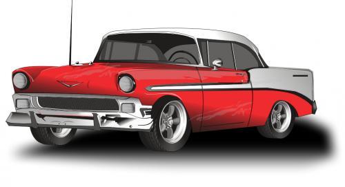 1956 Chevy Flattop