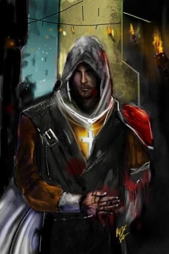 WIP Fallen Templar