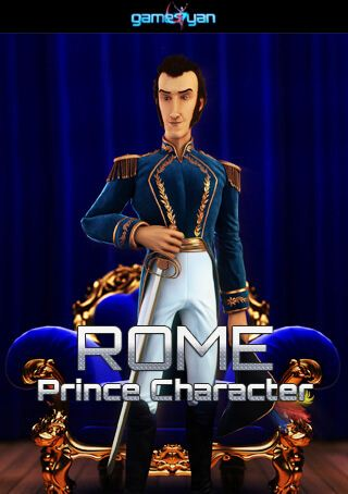 Rome prince character modeling