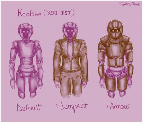 Xavier Concept art 1