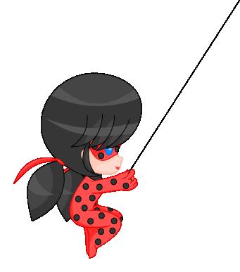 Miraculous Ladybug chibi