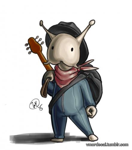 Snail traveller
