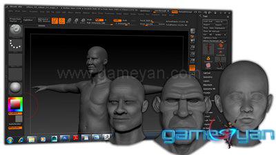 Character Sculpting Desinger