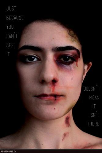 Abuse Awareness Poster