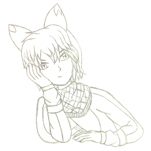 Vocaloid Dex sketch