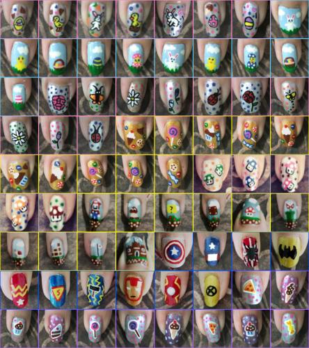 Manicute Collection 6