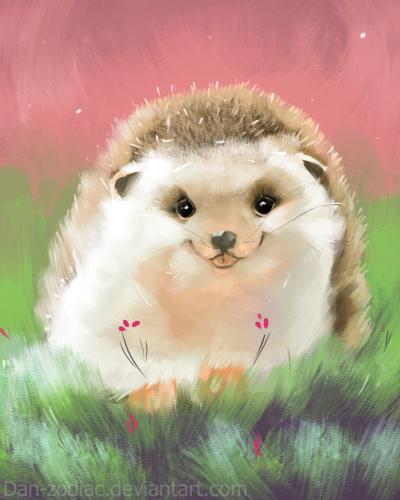 daily_paint____little_hedgehog___62_by_dan_zodiac-da386j8