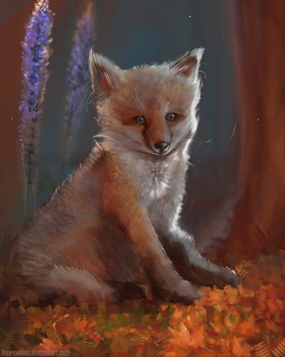 daily_paint___mister_fox__70_by_dan_zodiac-da4x409