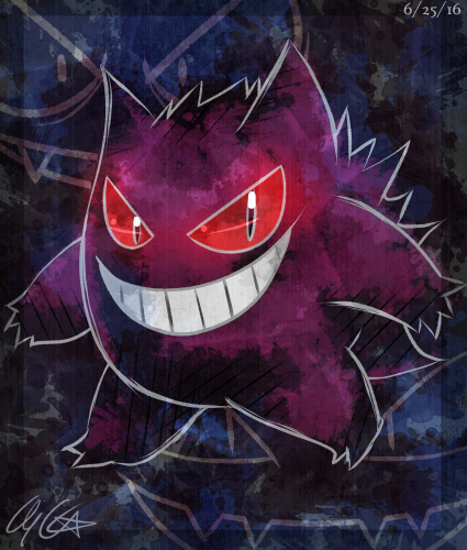 The Original Ghost King