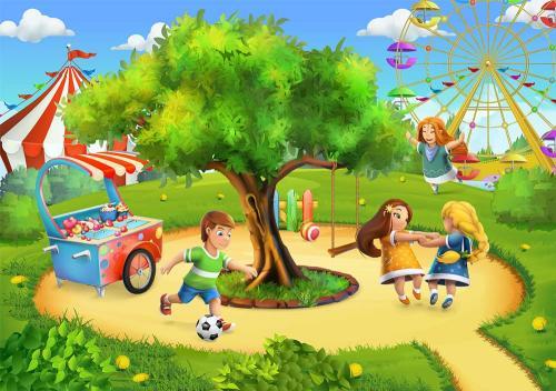 Children book illustration services
