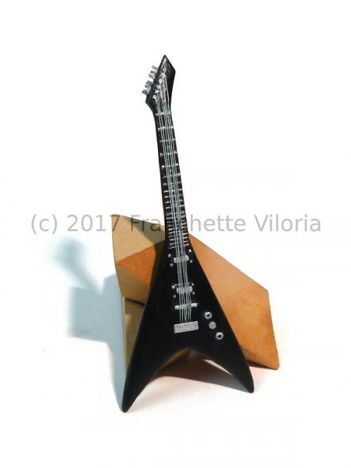 Mini Electric Guitar