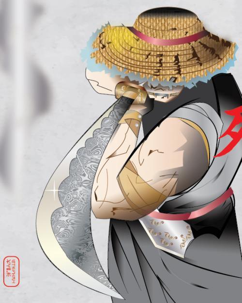 Vector Samurai