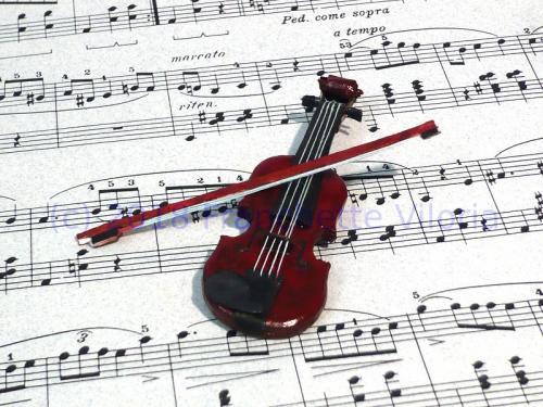 Miniature Violin