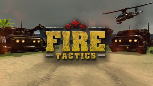 Fire Tactics Splashscreen