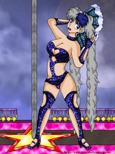 Dancer Eda