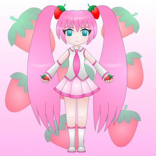 Strawberry_Miku