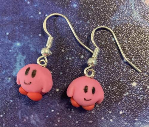Kirby_earrings