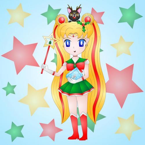Christmas_Sailor_Moon