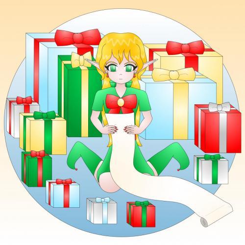 Christmas_elf_girl