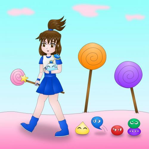 Puyo_Puyo_Arle_Rimuru_Sugar_Rush