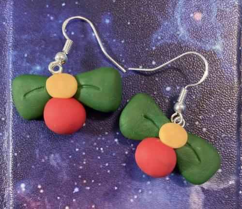 Christmas_bow_earrings