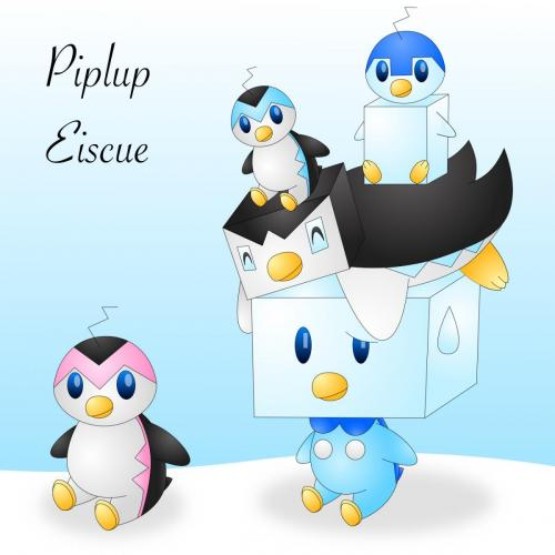 Piplup_Eiscue