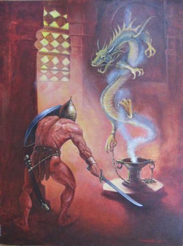 Dragon-Genie